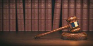 פטיש של בית המשפט